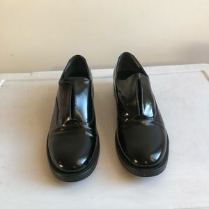 Shoes - NWOT, black leather shoes